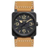 Réplique Bell & Ross Aviation 03-92 Heritage Montre